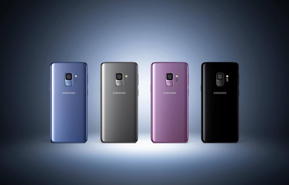 Samsung Umumkan Ponsel Unggulan Galaxy S9 dan S9 Plus