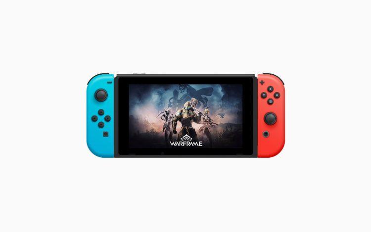 Warframe untuk Nintendo Switch Segera Meluncur