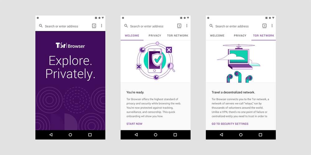 Peramban Tor Browser Resmi Meluncur untuk Android