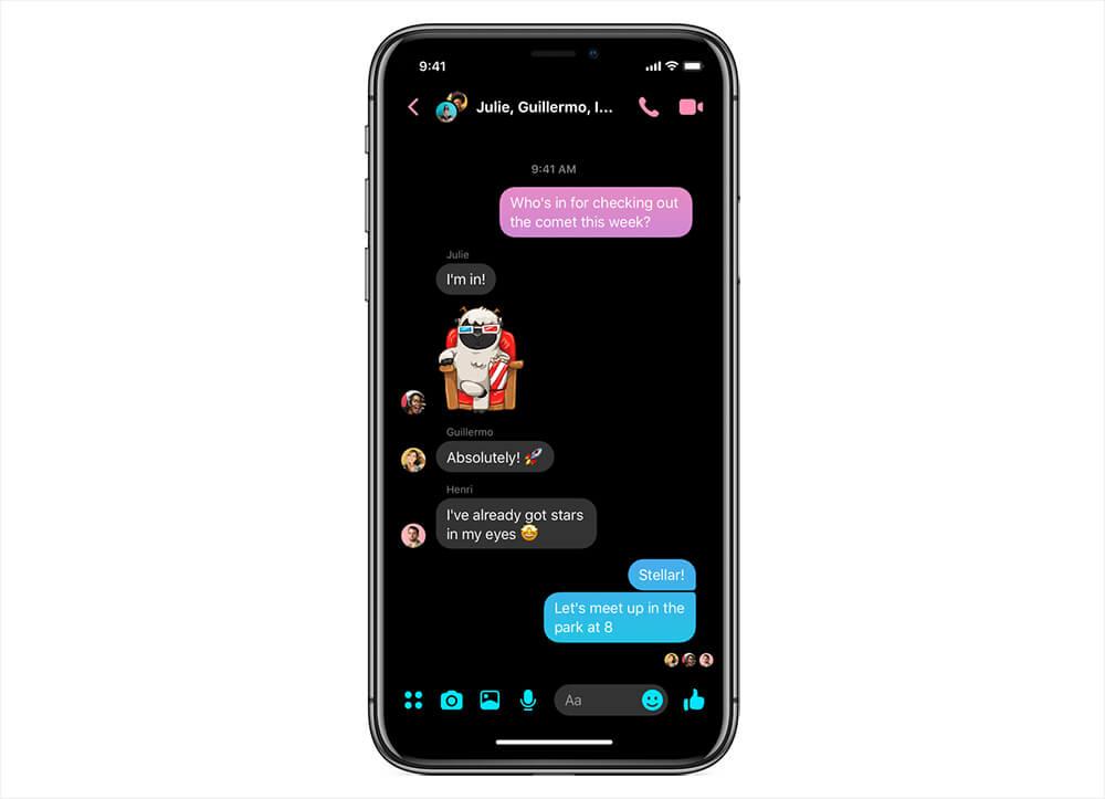 Messenger 4 Meluncur, Hadirkan Desain Lebih Sederhana