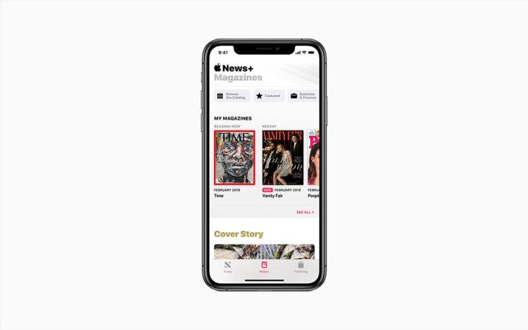 Apple Umumkan Layanan Agregasi Berita Premium Apple News+