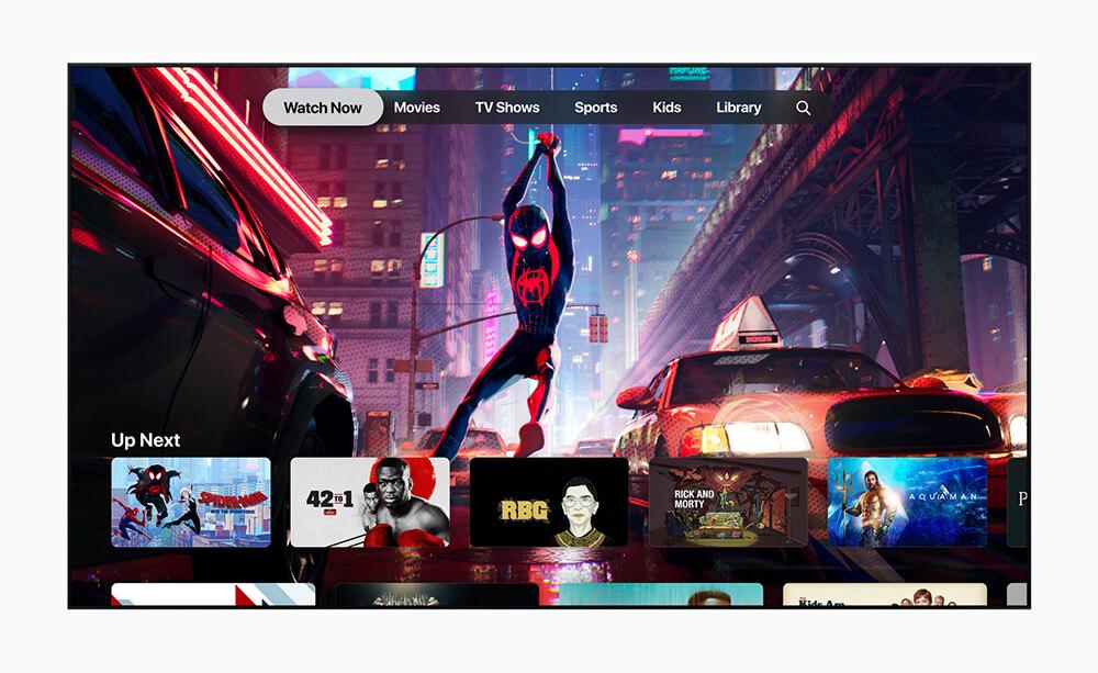 Apple Umumkan Layanan Streaming Konten Apple TV+