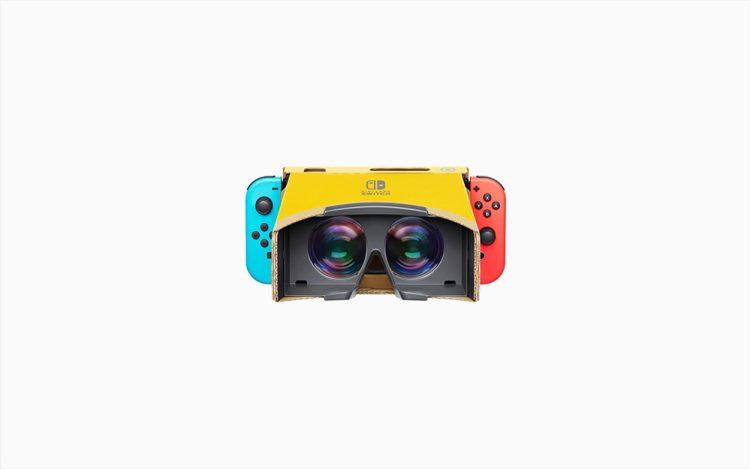 Nintendo Umumkan Perangkat VR Pertama untuk Switch