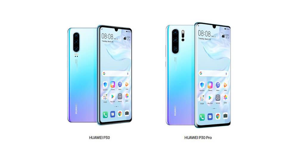 Huawei Luncurkan Ponsel Unggulan P30 dan P30 Pro di Indonesia