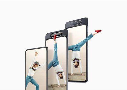 Samsung Umumkan Galaxy A80, Ponsel Berbekal Kamera Berputar
