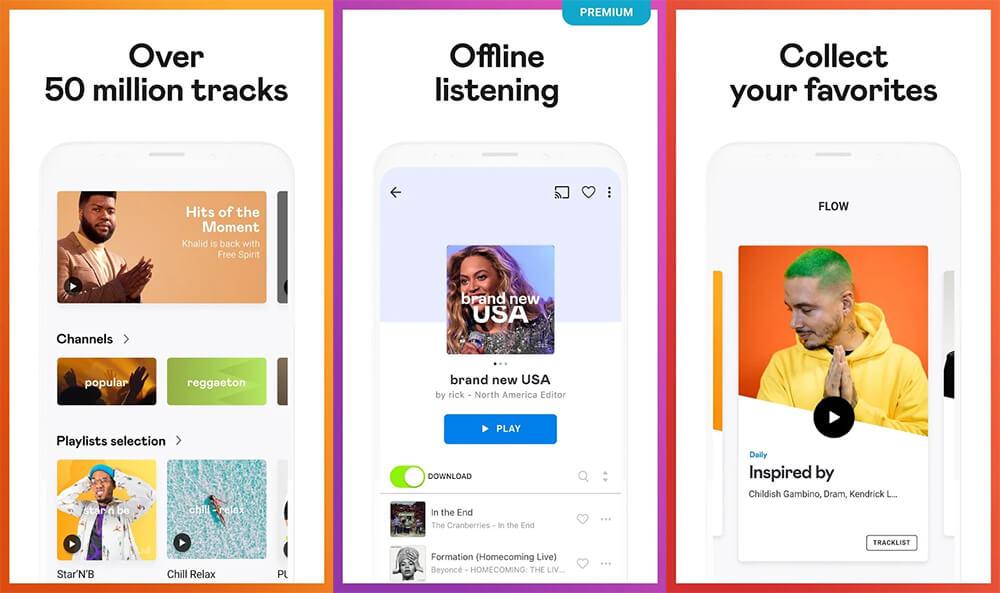 Aplikasi Streaming Musik Terbaik di Android