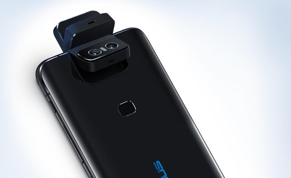 Asus Luncurkan Ponsel Unggulan Zenfone 6 dengan Kamera Berputar