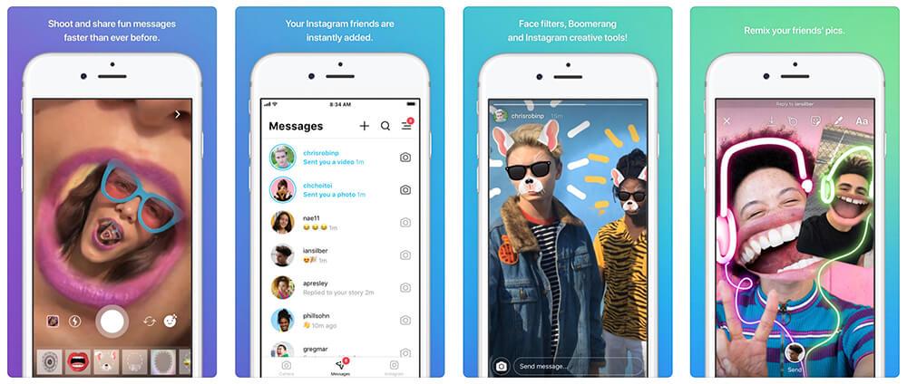 Instagram Akan Menghapus Aplikasi Perpesanan Direct