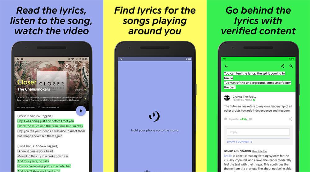 Aplikasi Pencari Lagu Terbaik di Android