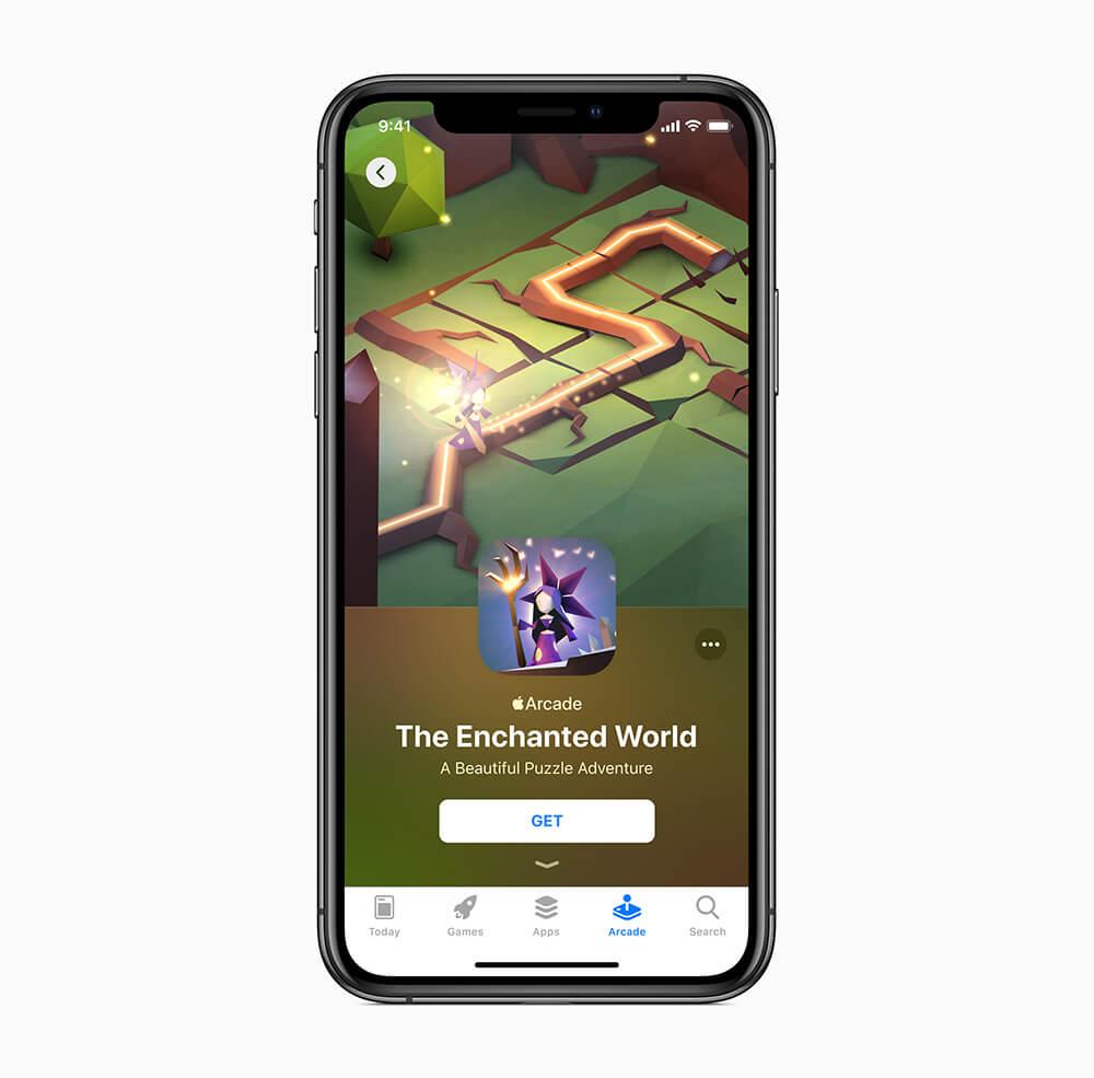 Apple Arcade Meluncur 19 September