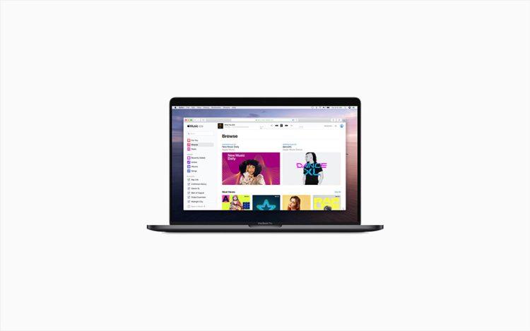 Apple Music Meluncur untuk Web
