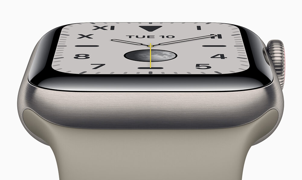 Apple Umumkan Jam Tangan Pintar Terbarunya, Watch Series 5