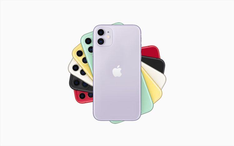 Apple Umumkan iPhone 11