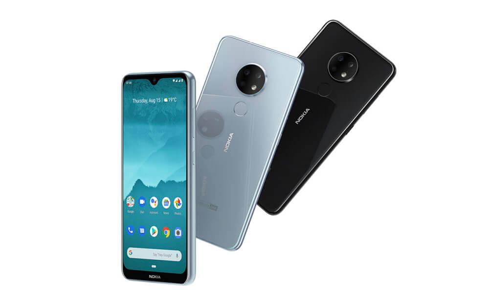 HMD Global Umumkan Ponsel Kelas Menengah Nokia 7.2 dan 6.2