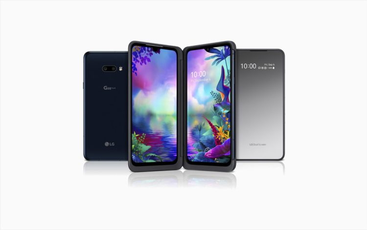 LG Umumkan G8X ThinQ, Ponsel Berbekal Layar Ganda