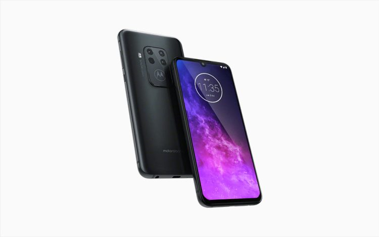 Motorola One Zoom Meluncur, Tawarkan Empat Kamera Belakang
