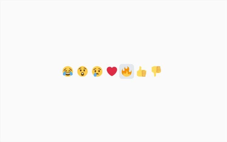 DM Twitter Peroleh Fitur Reaksi Emoji