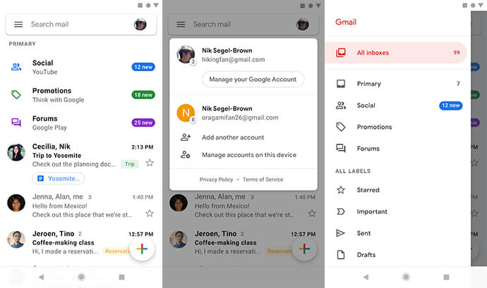 Aplikasi Email Terbaik untuk Android