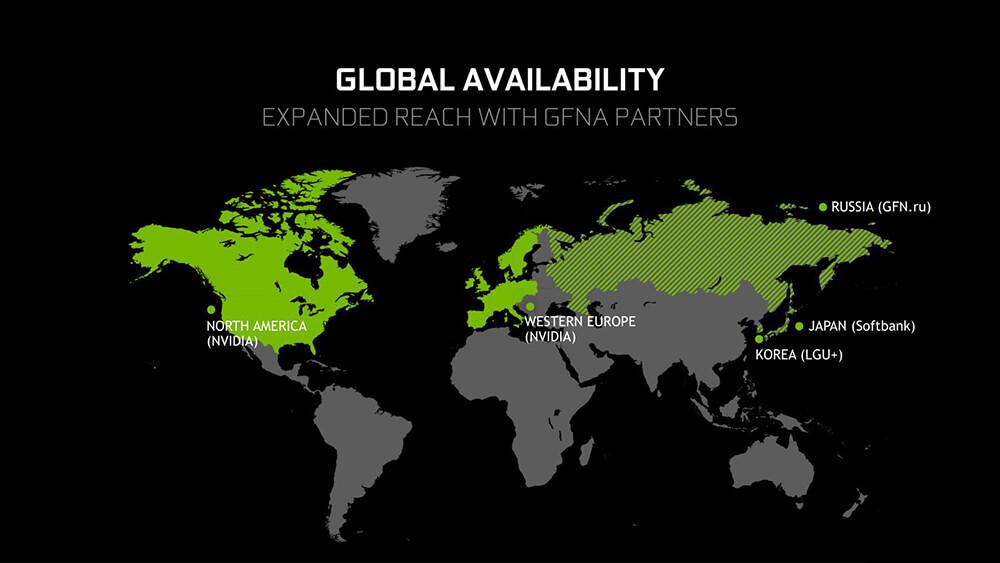 NVIDIA Luncurkan Layanan Streaming Permainan GeForce Now