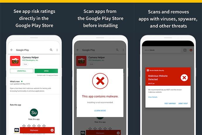 Aplikasi Antivirus Terbaik untuk Android
