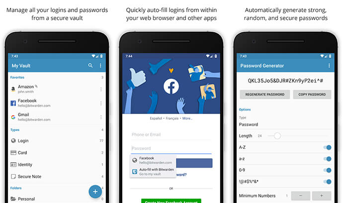 Aplikasi Password Manager Terbaik untuk Android