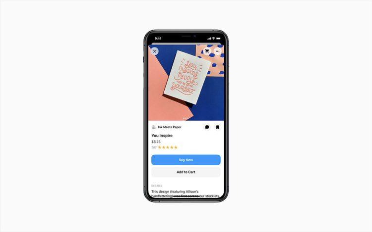 Facebook Luncurkan Layanan Berbelanja 'Shops'