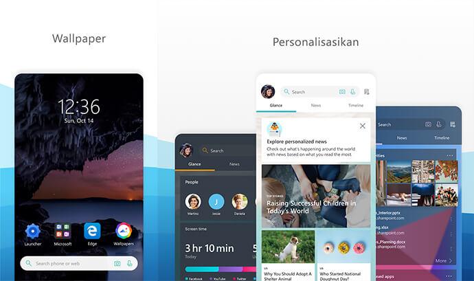 Launcher Terbaik untuk Android