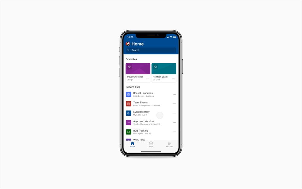 Microsoft Umumkan Lists, Aplikasi Pelacak Informasi
