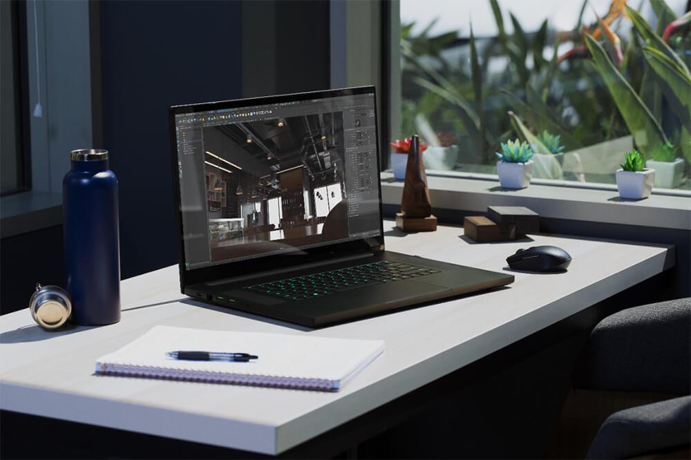Razer Perbarui Blade Pro 17, Kini Mengusung Layar 300 Hz