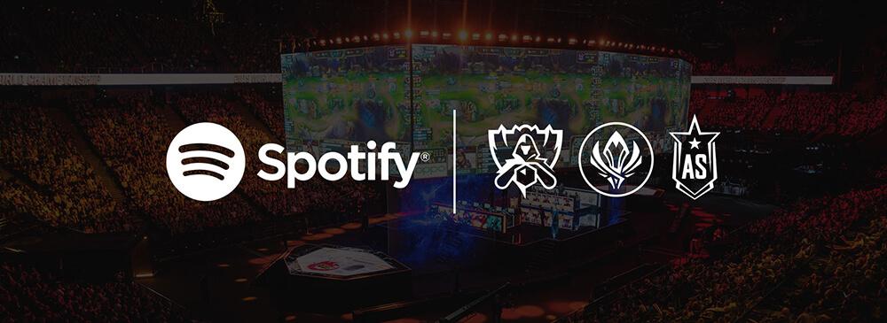Spotify dan League of Legends Bermitra, Hadirkan Konten Eksklusif