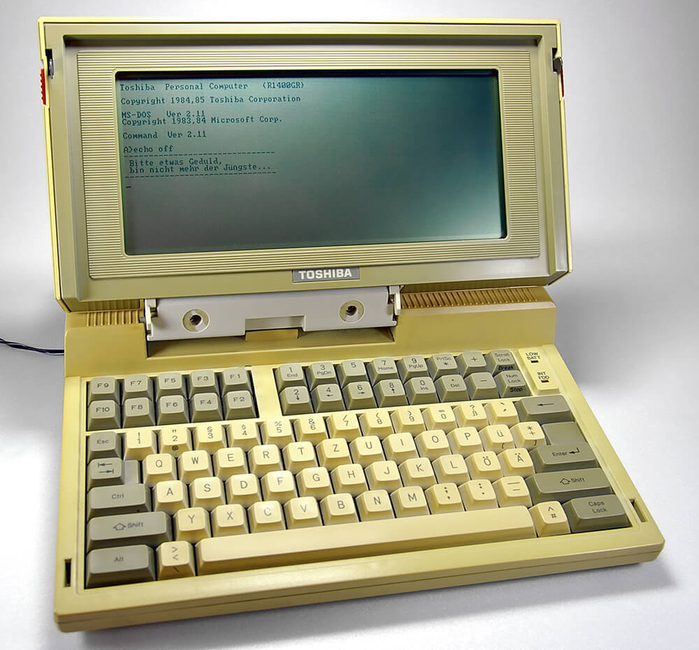 Toshiba Meninggalkan Bisnis Laptop