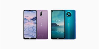 HMD Global Luncurkan Nokia 2.4 dan 3.4