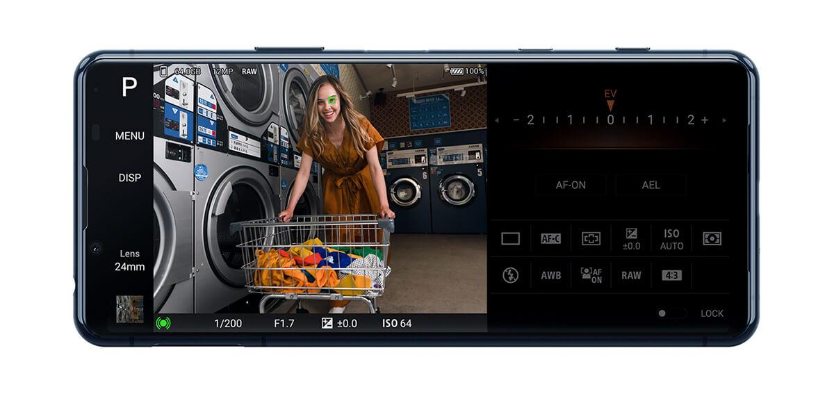Sony Umumkan Xperia 5 II, Unggulkan Layar 120 Hz