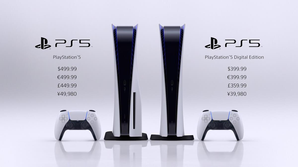 Sony Ungkap Harga dan Tanggal Rilis PlayStation 5