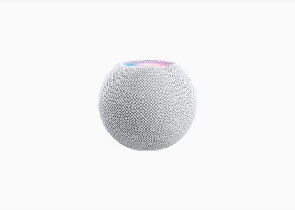 Apple Perkenalkan Pengeras Suara Pintar HomePod Mini