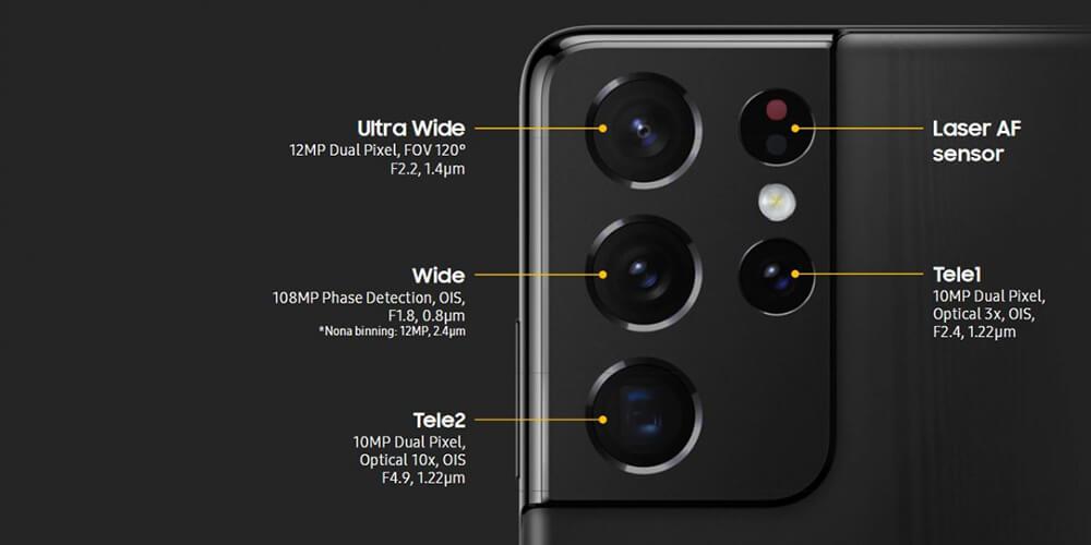 Samsung Umumkan Galaxy S21 Ultra, Bawa Dukungan S Pen